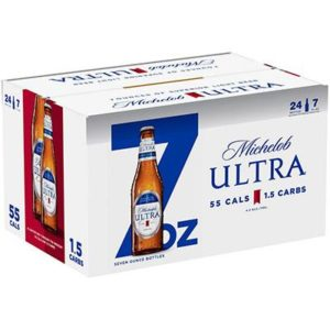 Michelob Ultra 24PKB 7 OZ