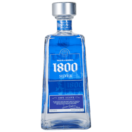 1800 Silver Tequila 1.75 Liter