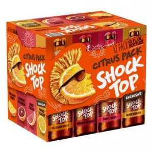 Shock Top Variety Pack 12PKB 12 OZ