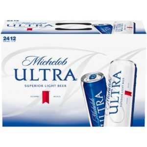 Michelob Ultra 24PKC 12 OZ
