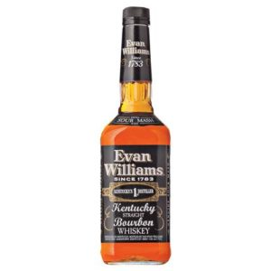 Evan Williams Kentucky Bourbon Whiskey 750ml