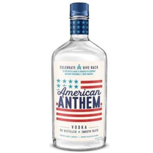 American Anthem Vodka 1.75 Liter