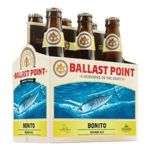 Ballast Point Bonito Blonde Ale 6PK 12 OZ