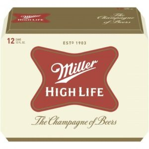 Miller High Life 12PKC 12 OZ