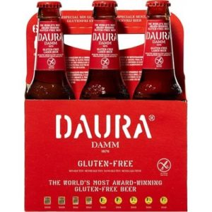 Daura Damm Larger 6PKB 12 OZ