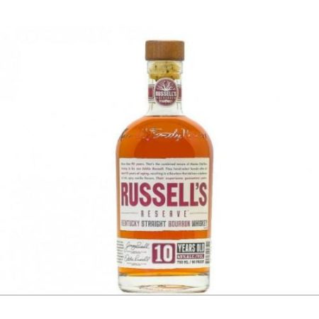 Russell's Reserve 10 Yr Old Whiskey 750ml