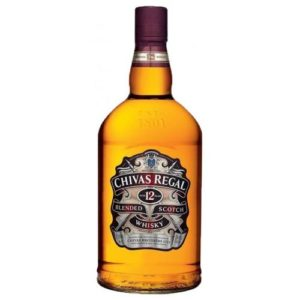 Chivas Regal 12 Yr Scotch Whisky 1.75 Liter
