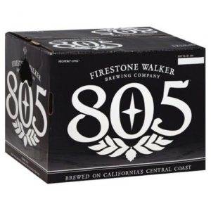 Firestone Walker 805 12PKC 12 OZ