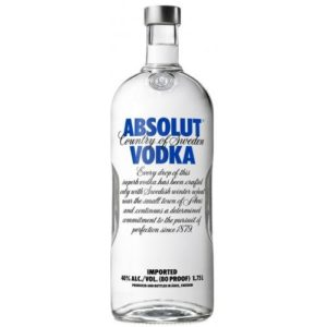 Absolut Vodka 1.75 Liter