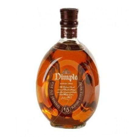 The Dimple Pinch 15 Yr Scotch Whisky 750ml
