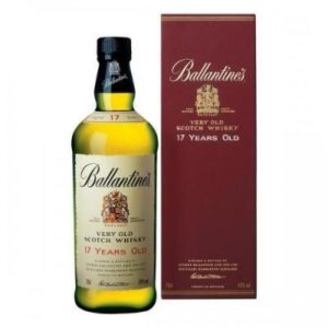 Ballantine's 17 Yr Scotch Whisky 750ml