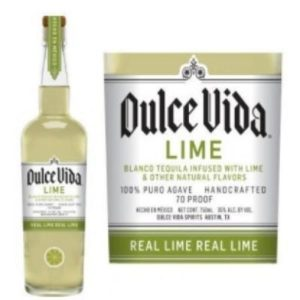 Dulce Vida Real Lime Tequila 750ml