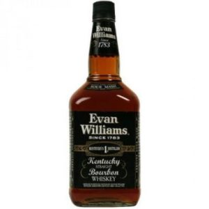 Evan Williams Kentucky Bourbon Whiskey 1.75 Liter
