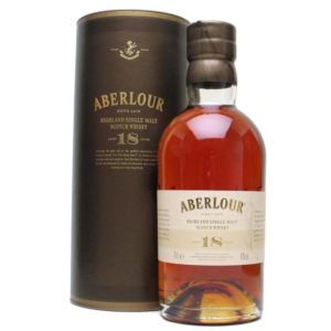 Aberlour 18 Yr Single Malt Whisky 750m