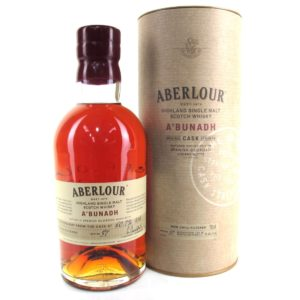 Aberlour A'Bunadh Single Malt Whisky 750ml