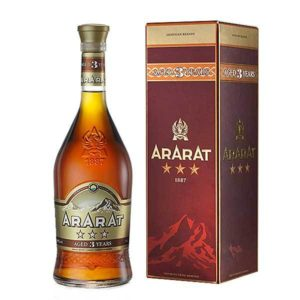 shopsk - Ararat 3 Yr Armenian Brandy 750ml