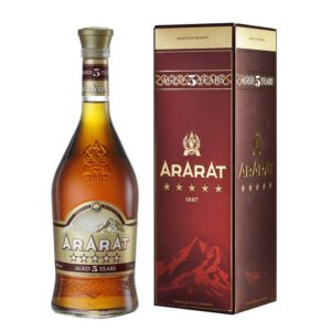 shopsk - Ararat 5 Yr Armenian Brandy 750ml