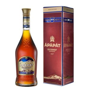 shopsk - Ararat Akhtamar 10 Yr Armenian Brandy 750ml