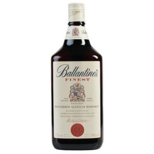 Ballantine's Finest Scotch Whisky 1.75 Liter