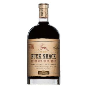 Buck Shack Bourbon Barrel Cabernet Sauvignon 750ml