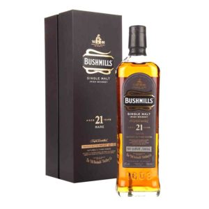 Bushmills 21 Yr Rare Ringle Malt 750ml