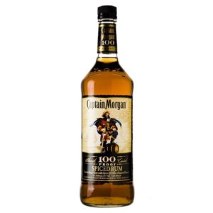 shopsk - Captain Morgan 100 Proof Spiced Rum 750ml