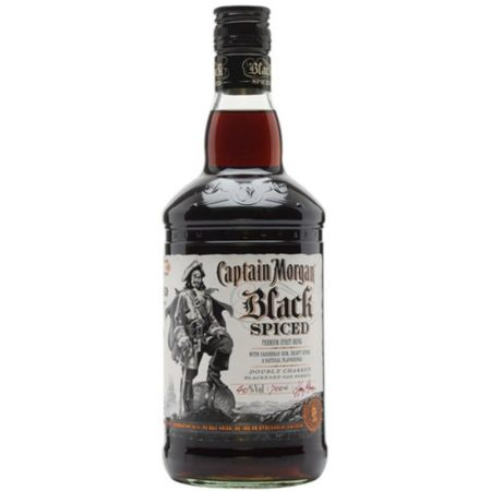 ShopSk - Captain Morgan Black Spiced Rum 750ml