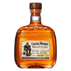 ShopSk - Captain Morgan Private Stock Rum 750ml