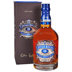 Chivas Regal 18 Yr Scotch Whisky 750ml