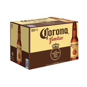 Corona Familiar 24PKB 12 OZ