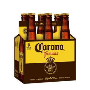 Corona Familiar 6PKB 12 OZ