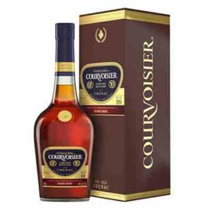 Courvoisier Sherry Cask Finish Cognac 750ml