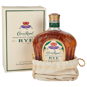 Crown Royal Rye Canadian Whisky 750ml