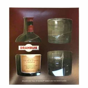 Drambuie Liqueur Gift Set 750ml