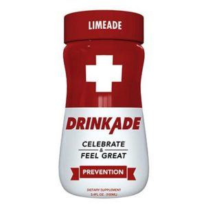 DrinkAde Hungover Relief 4PKB 3.4oz (Red)
