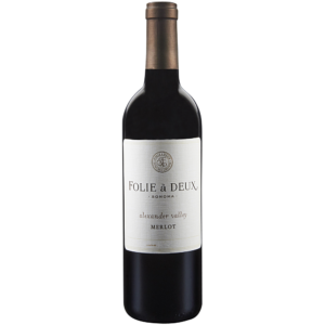 Folie a Deux Alexander Valley Merlot 750ml