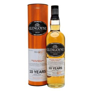 Glengoyne 10 Yr Single Malt Whisky 750ml
