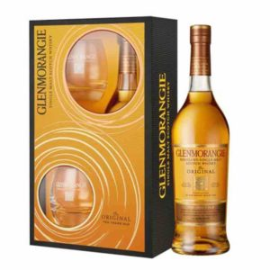 Glenmorangie 10 Yr Scotch Whisky Gift Sets 750ml