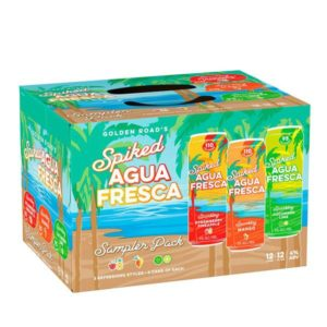 Golden Road Agua Fresca 12PKC 12 OZ