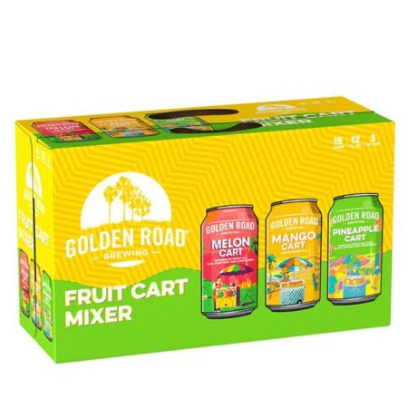 Golden Road Fruit Cart Mix 15PKC 12 OZ
