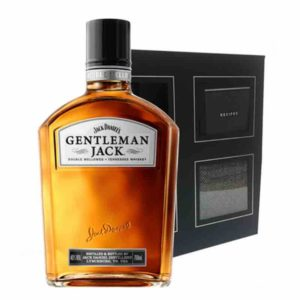 Jack Daniel's Gentleman Jack Gift Set 750ml