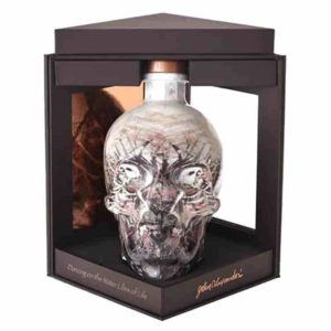 John Alexander Limited Edition Crystal Head Vodka 750ml