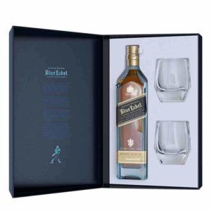 Johnnie Walker Blue Label Scotch Gift Sets 750ml