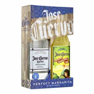Jose Cuervo Silver W/Margarita Mix 750ml