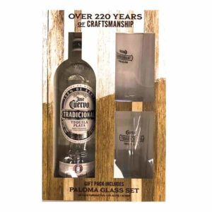 Jose Cuervo Tradicional Silver Tequila Gift Sets 750ml