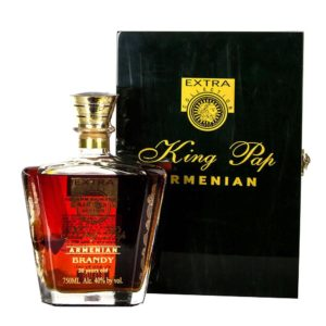 King Pap Extra 30 Yr Armenian Brandy 750ml