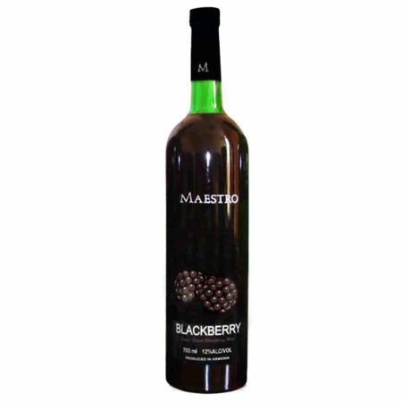 Maestro Blackberry Wine 750ml
