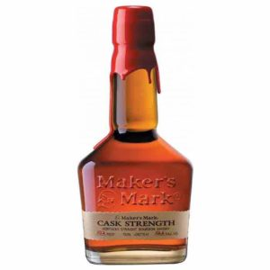 Maker's Mark Cask Strength Kentucky Bourbon Whisky 750ml