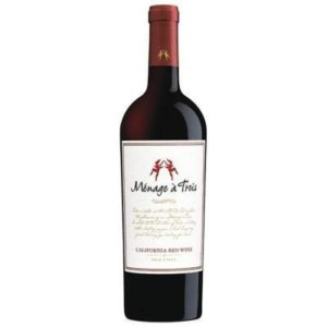 Menage A Trois Red 750ml