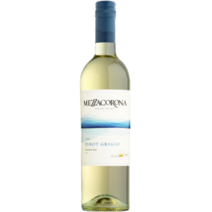 Buy Online Mezza Corona Pinot Grigio | Vetelo Los Angeles| Free Delivery